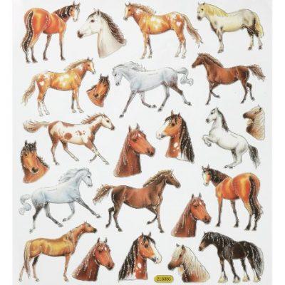 HOBBY-Design-Sticker-Pferde-II-0
