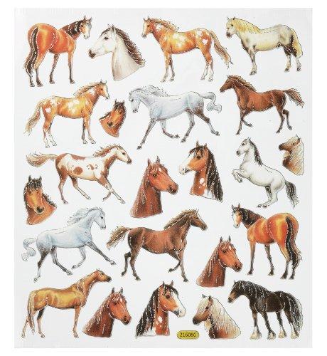 HOBBY-Design Sticker Pferde II