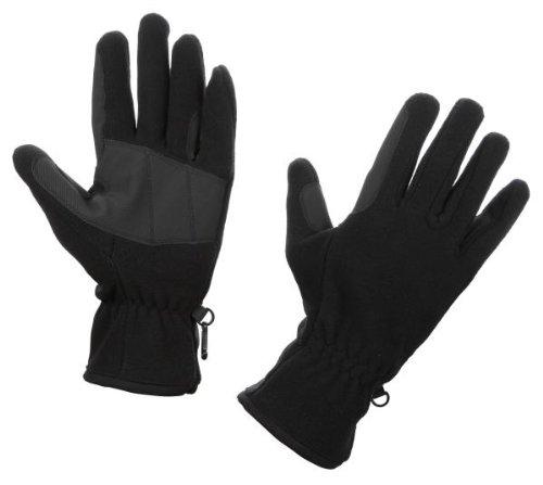 Kerbl Handschuhe Fleece-Reithandschuhe, Schwarz, S, 324051