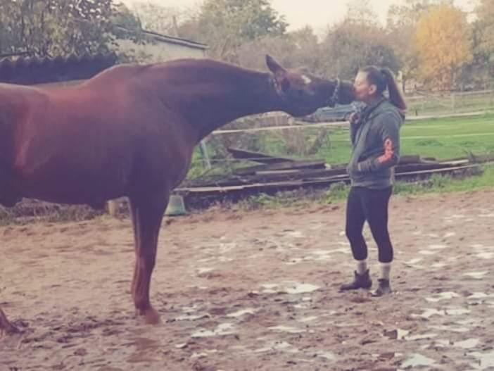 Pferde Foto: Vanessa und Sweetboy – Er macht mich jeden Tag glücklich